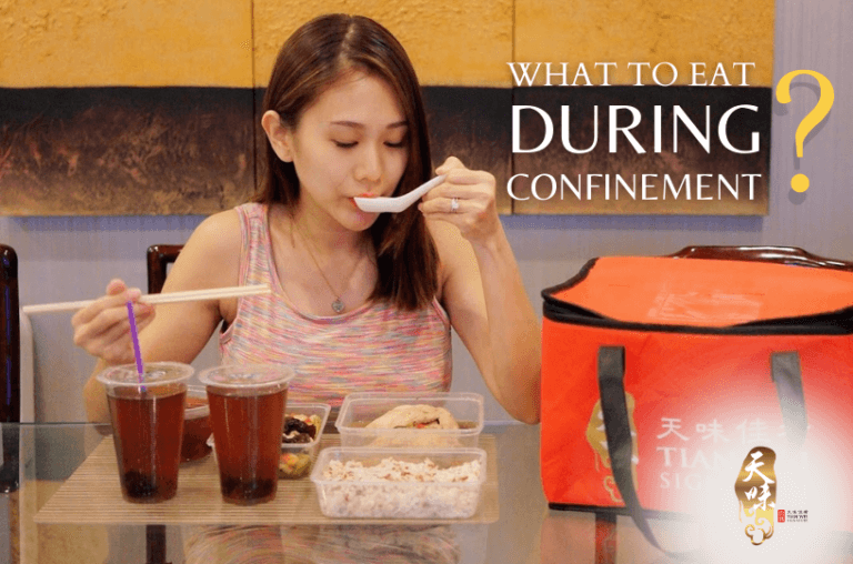 What To Eat During Confinement