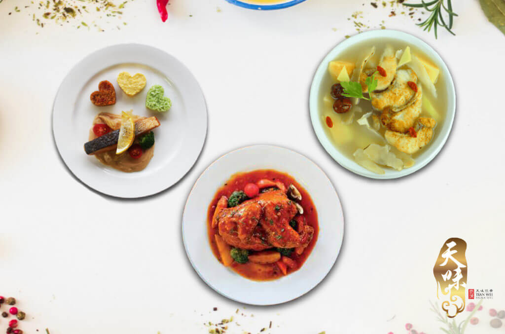 confinement meals singapore