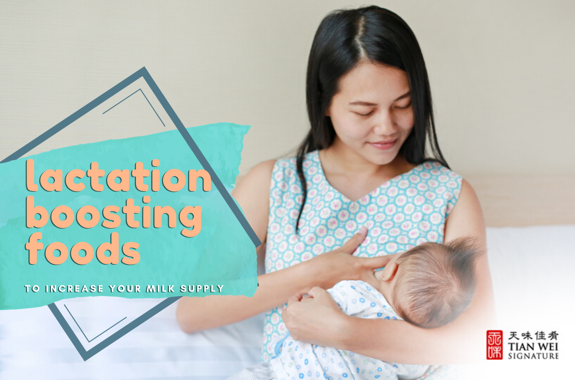 Lactation-Boosting Foods to Increase Your Milk Supply