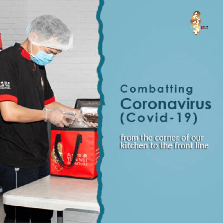 combatting coronavirus 1