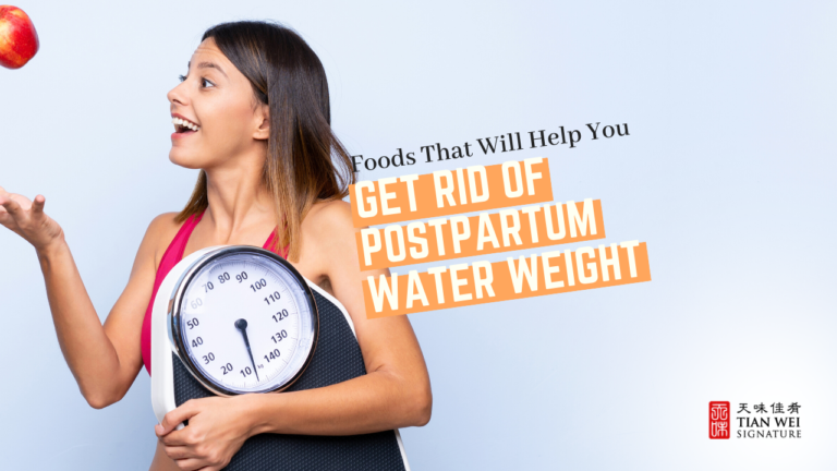 food post pregnancy