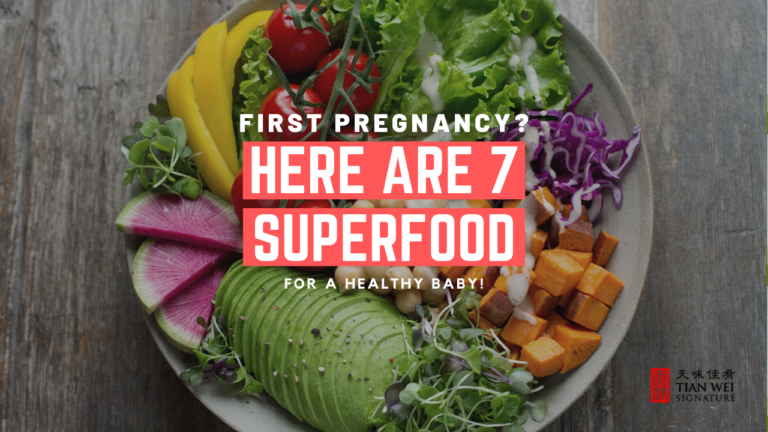 superfoods for breastfeeding
