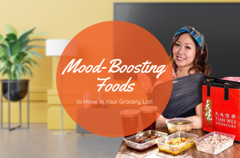 Mood-Boosting Foods to Have in Your Grocery List!