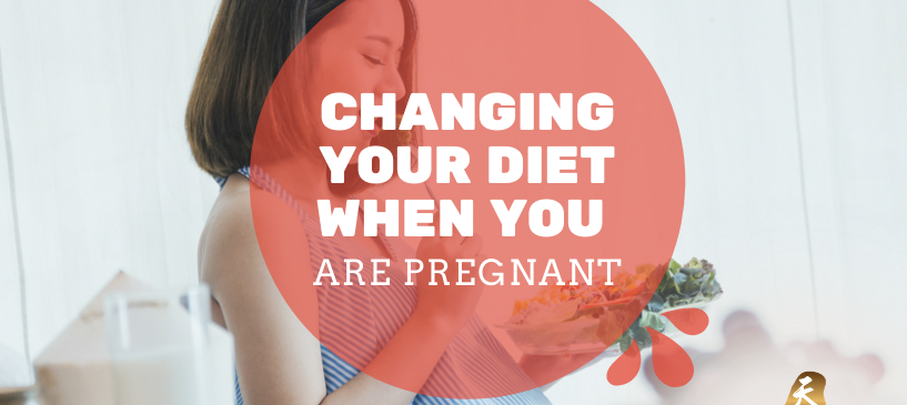 Diet when you are pregnant