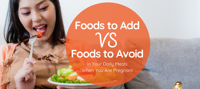 Foods to Avoid when you are pregnant
