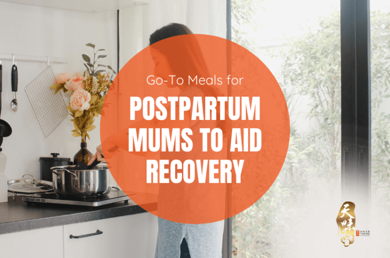 Go To Meals for Postpartum Mums to Aid Recovery 1
