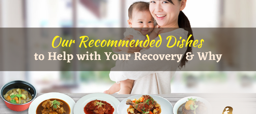 Recommended Dishes to Help with Your Recovery