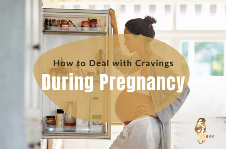 How to Deal with Cravings During Pregnancy